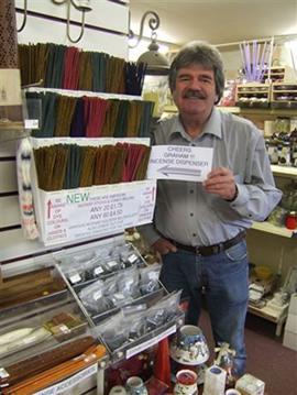 Bob Carolgees - Happy TP Extrusions Customer!