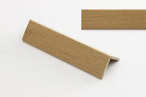 UPVC Profiles with Woodgrain Foil applied