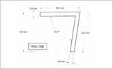 TP05 1798 82 degree angle